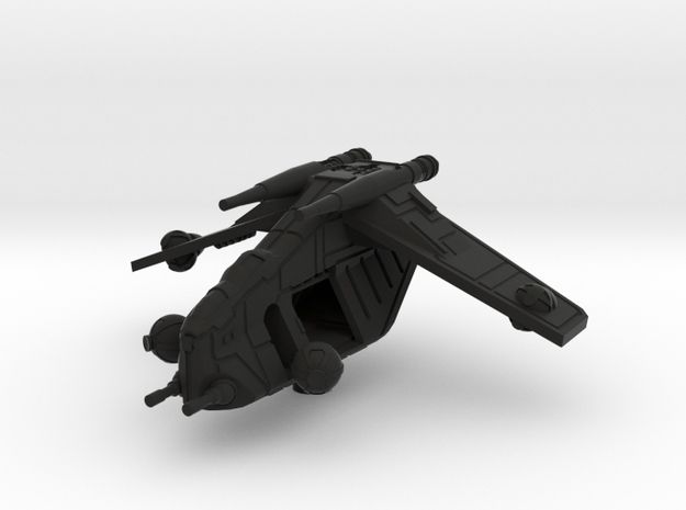 LAAT Republic Gunship (Closed) (1/270)