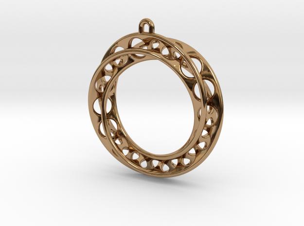 Mobius Band 30mm With Loop / Pendant Enhanced Vers