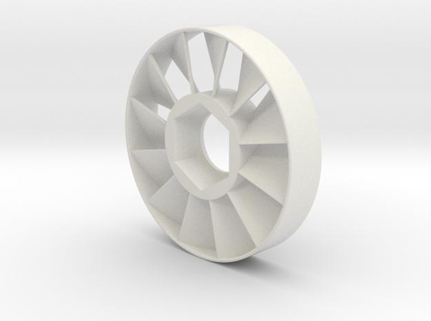 ER-11 Prop-Nut Collet Nut Fan CNC Chip Blower