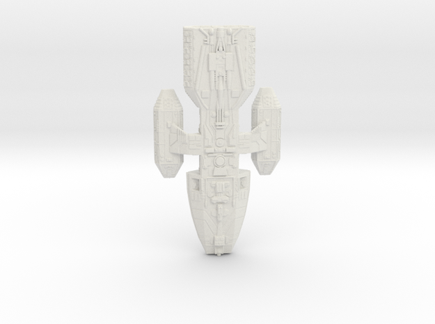 G3 in White Natural Versatile Plastic