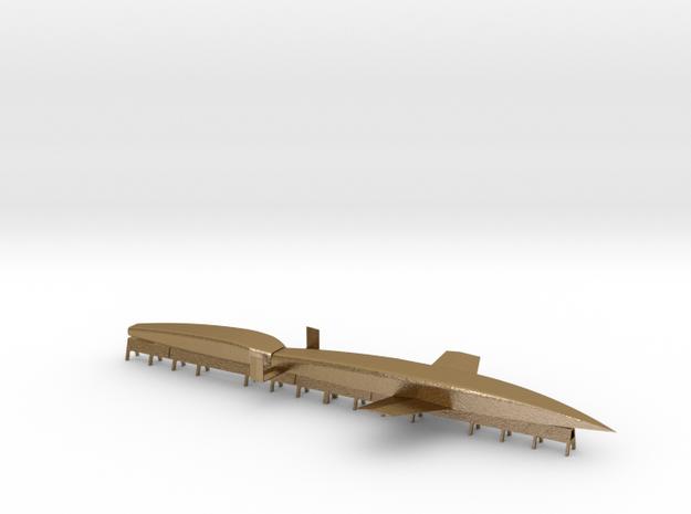 Silverbird Rocket Plane 3d printed