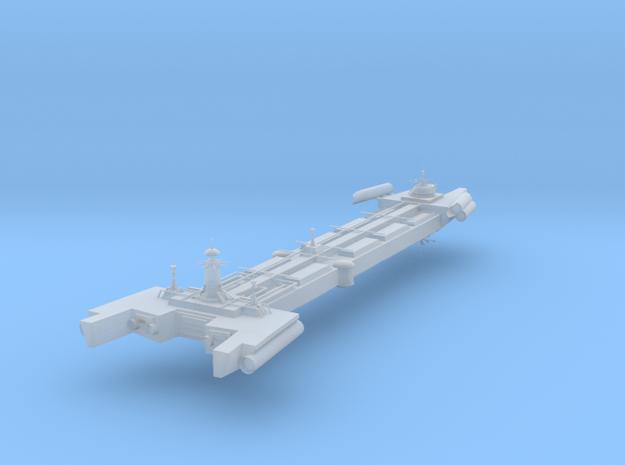 Cygnus Spaceship 3d printed