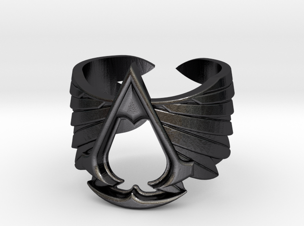 AC ring Master Custom - old version 3d printed