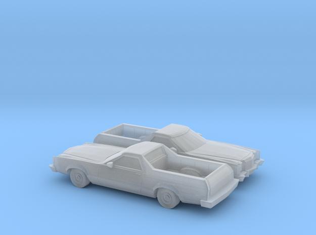 1/160 2X 1977-79 Ford Ranchero