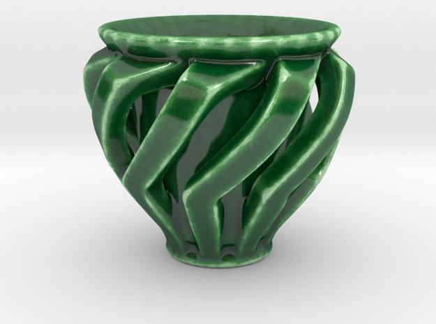 "Spiral ""Guinomi"" Cup-02 3d printed"