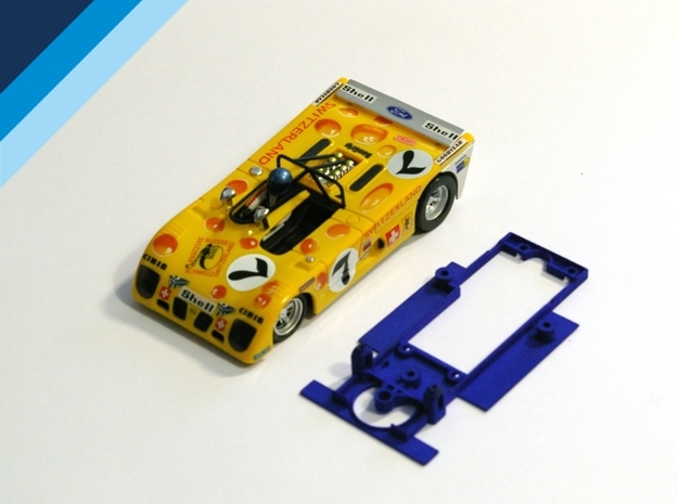 1/32 Sloter Lola T280 Chassis for Slot.it pod