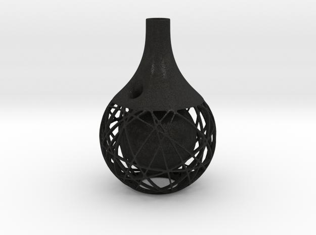 Birds Vase 3d printed