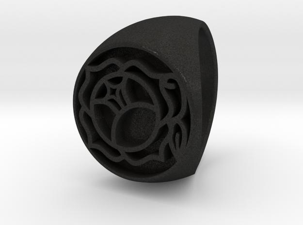Utena Signet Ring Size 4.5