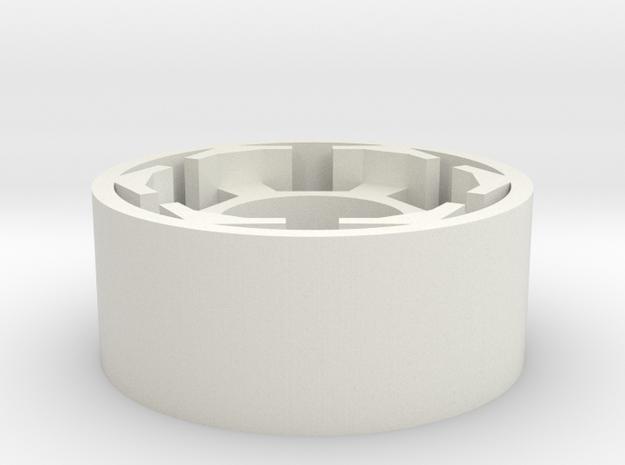 Sith Stator in White Natural Versatile Plastic