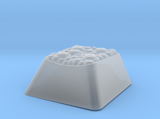 Bubbles - Cherry MX keycap in Smooth Fine Detail Plastic