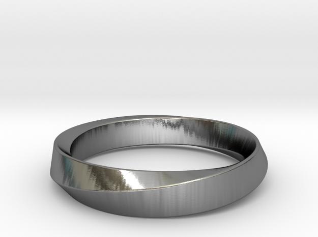 Mobius Narrow Ring (Size 5)