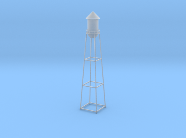 Water Tower II - Z Scale