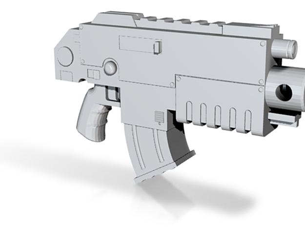 Boltgun single 3d printed