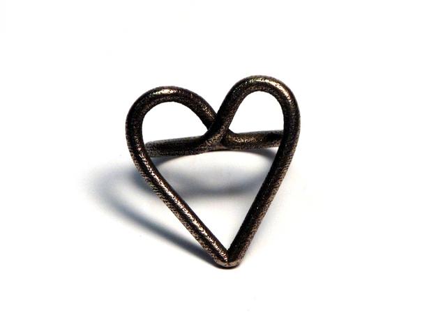 Heartube-metal in Stainless Steel