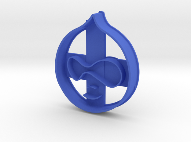 Drupalcookie in Blue Strong & Flexible Polished