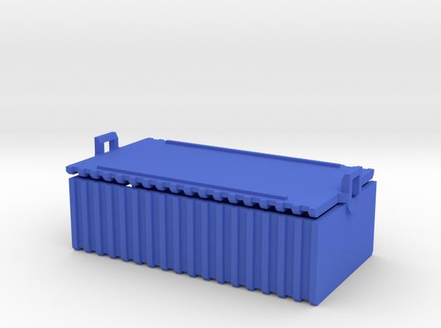 Adafruit MintyBoost Box in Blue Processed Versatile Plastic