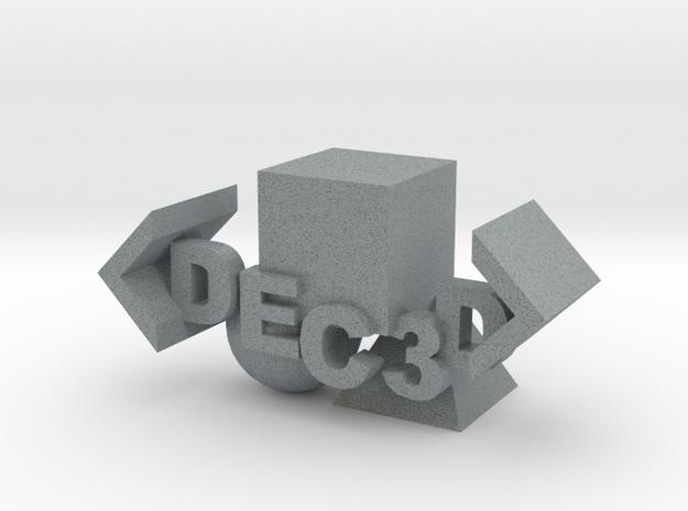 Dec3D 3d printed