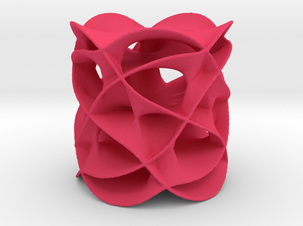 Riemann Surface 2 3d printed