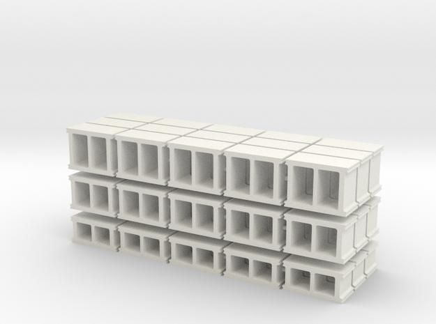 1/35 cinder blocks