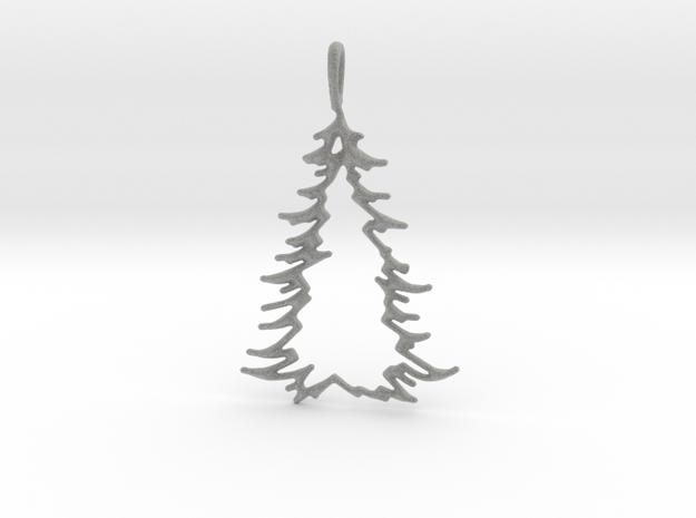 Christmas Tree Pendant 10