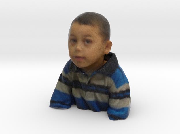 Boy 1 in Full Color Sandstone
