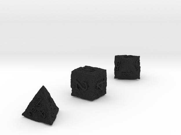 ANCIENT RELICS d4 d6 d8 3d printed