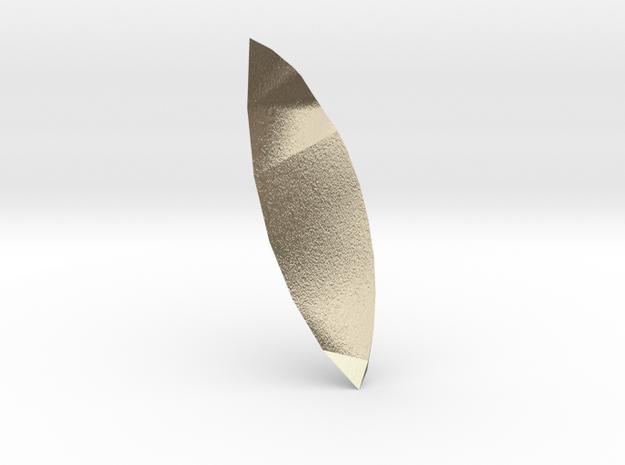 Pulsera Drop (core) in Polished Silver