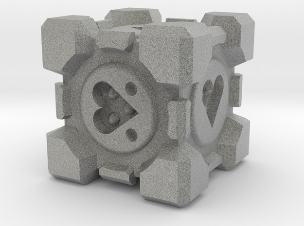 Weighted Companion Cube Dice