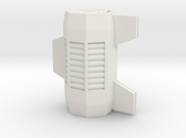 Space Container Model for tabletop games in White Strong & Flexible