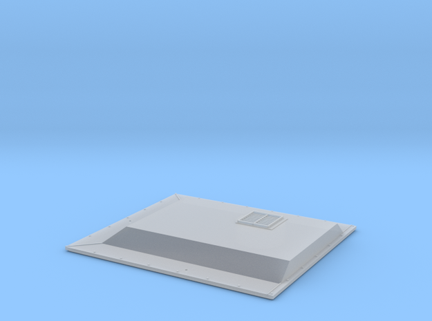 IN0002 SD40-2 Inertial Filter Hatch 1/87.1 in Smoothest Fine Detail Plastic