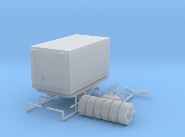 Zetros Werkstattwagen 1