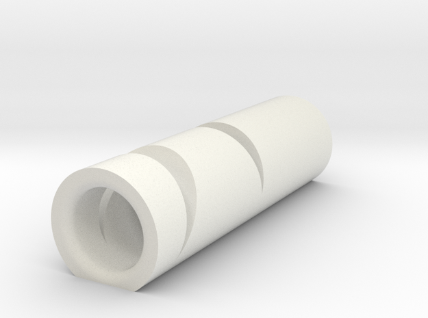 KnifeDisplay Small in White Natural Versatile Plastic