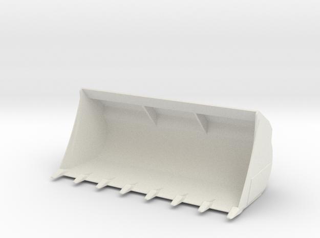 L Liebherr Heavy Shovel in White Strong & Flexible