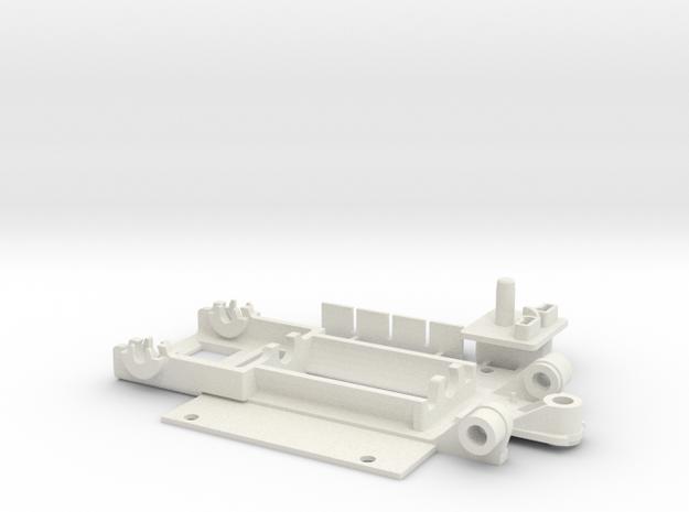F40 Typ1 BG in White Natural Versatile Plastic