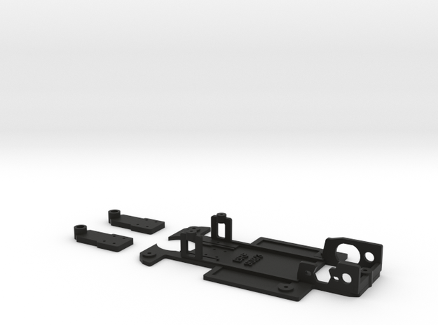 Chasis para 908-3 de Fly in Black Natural Versatile Plastic