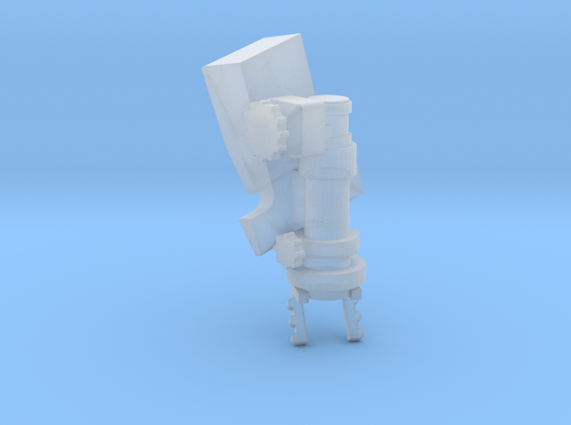 F02-COAS in Smooth Fine Detail Plastic