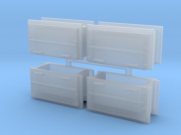 Caboose SLSF Battery Box Frisco 200-274/1200-1274