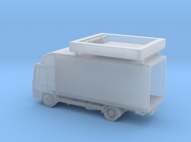 MAN-Koffer (N 1:160) in Smooth Fine Detail Plastic