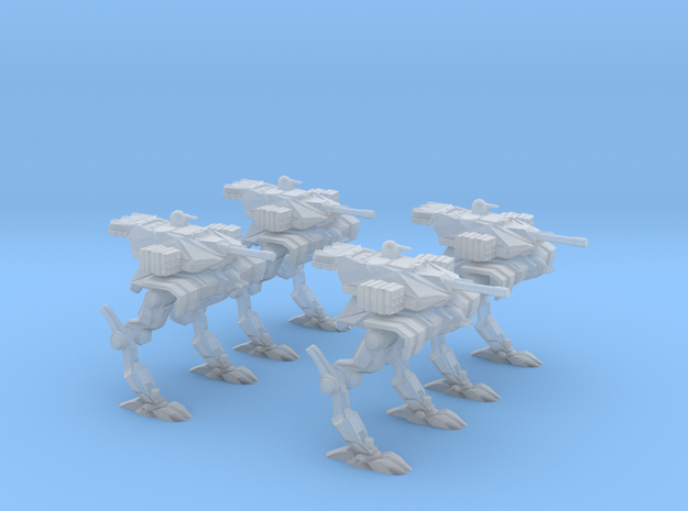 Light Assault Walker 6mm Deployed Platoon
