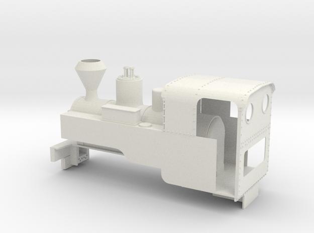 B-1-19-joffre-9ton-060-1a in White Natural Versatile Plastic