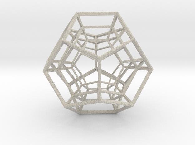 4th Dimension in Natural Sandstone