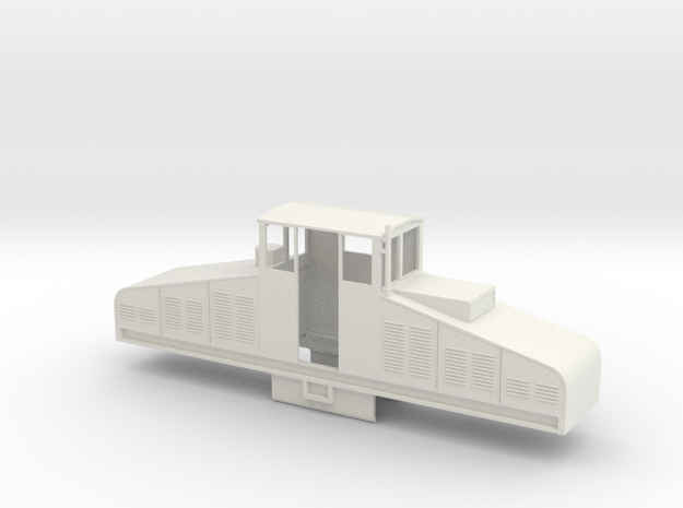 B-1-43-crochat-50cm-loco1 in White Strong & Flexible