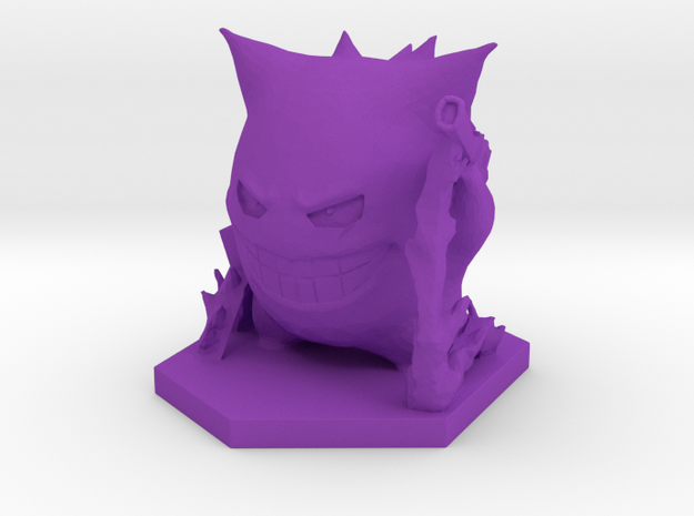 Proton Pack Gengar in Purple Strong & Flexible Polished