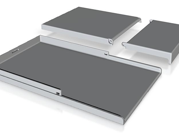 Business Card Case - V2 3d printed