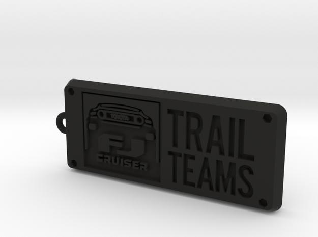 FJ Cruiser Trail Teams Keychain