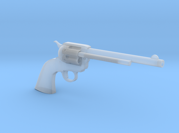 1/4 Scale Colt Peacemaker in Smooth Fine Detail Plastic