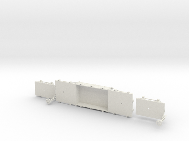 A-1-32-wdlr-f-wagon-body1c-plus in White Strong & Flexible