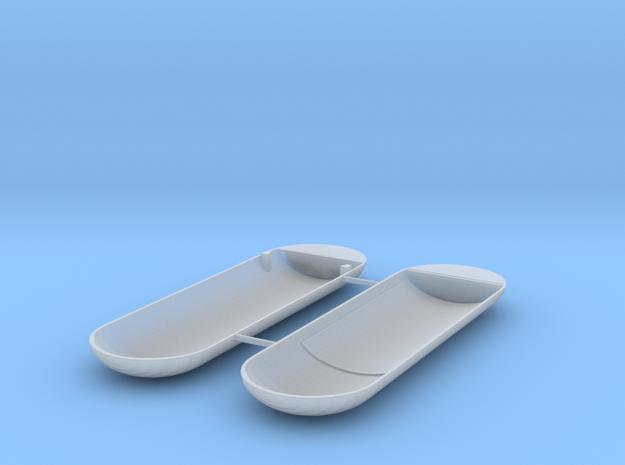 1:48 Star Trek Photon Torpedo (without Interior) in Smoothest Fine Detail Plastic