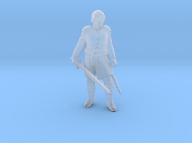 HO Swordsman in Smoothest Fine Detail Plastic