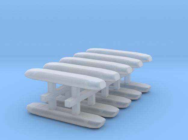 DBS 4000 10x15mm - Ecke und Balken aus einem Stück 3d printed